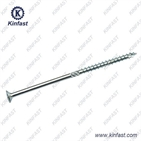 Chipboard screw / Wood construction screw