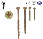 Pozi countersunk chipboard screw, DIN 7505